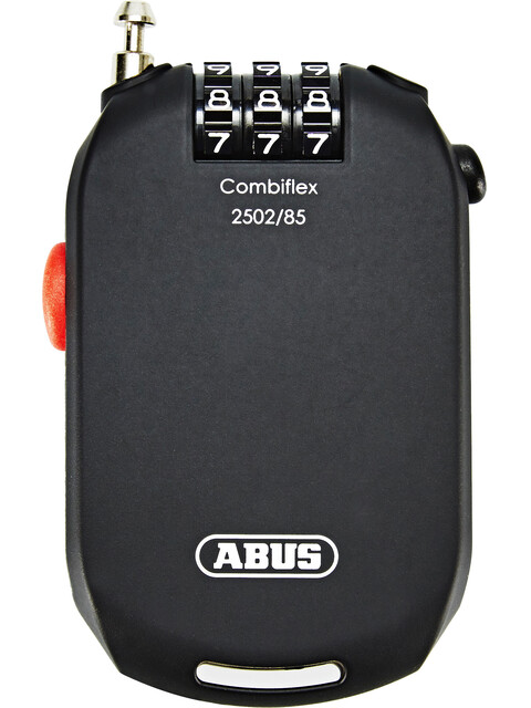 ABUS Combiflex Pro 2502 Fietsslot sterk cijfers zwart